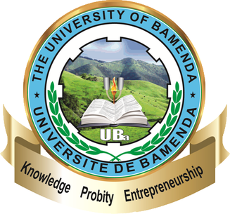 Logo university of bamenda